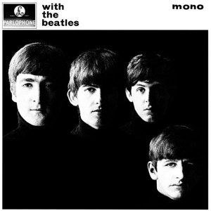 Cover of With The Beatles