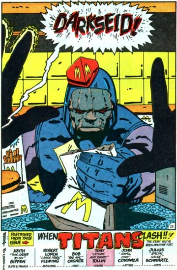 Darkseid! from Ambush Bug 2
