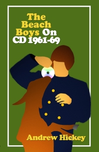 The Beach Boys On CD vol 1 cover, by Mapcase Of Anaheim