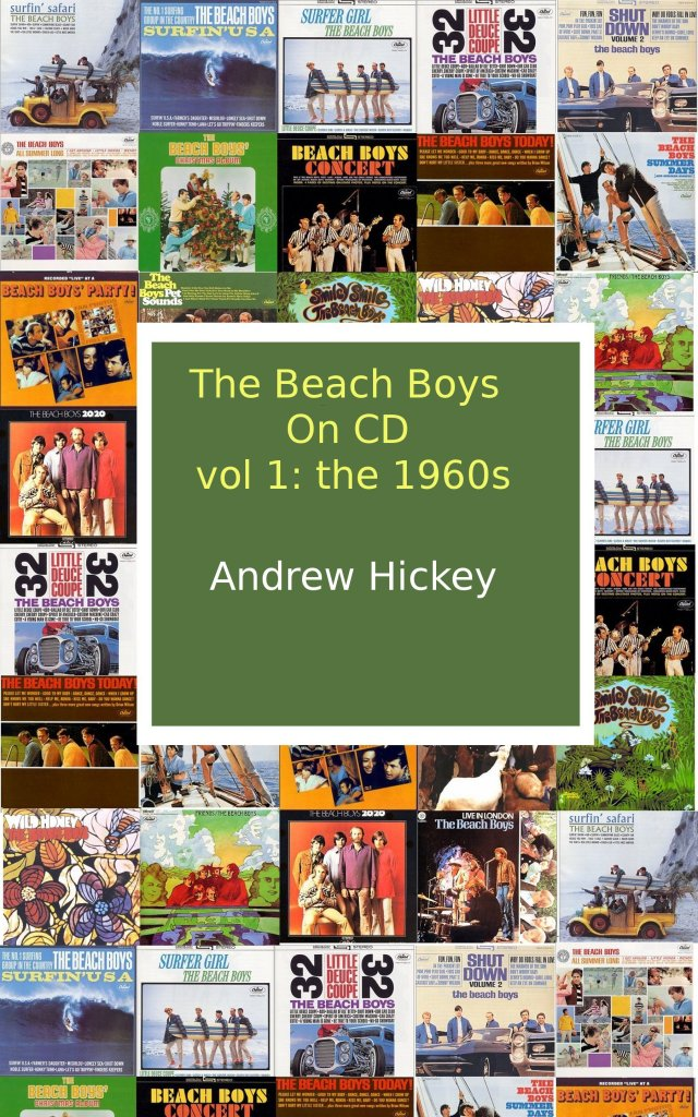 Beach Boys Book Cover