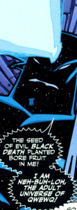 the seed of evil, from JLA Classified 3