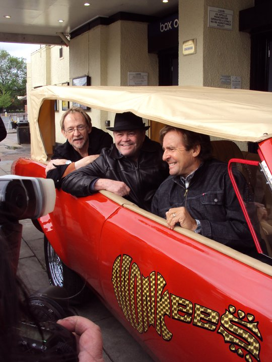Monkees in the Monkeemobile