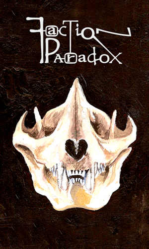 Cover to Faction Paradox: A Romance In Twelve Parts