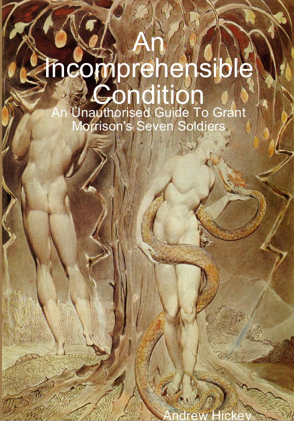 Cover for An Incomprehensible Condition