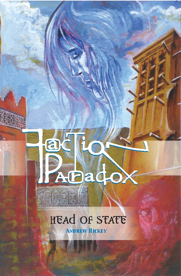 Cover for Faction Paradox: Head Of State