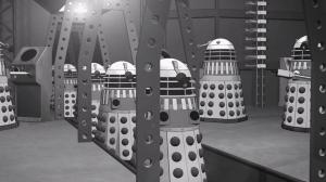 Several Daleks